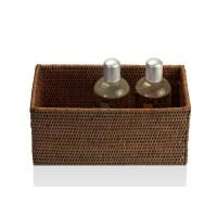 Универсальная коробка 16x31x13см, цвет: ротанг темный Decor Walther Basket UTB 0922792