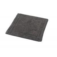 Коврик для ванной комнаты Antigua серый 60*60 740807
