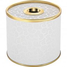 Бокс для салфеток Geralis S-FWG белая, золото