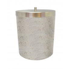 Ведро для мусора Stone бежевый (5 л) 22010811