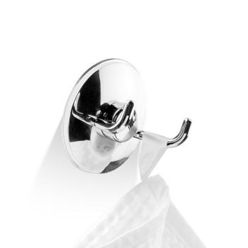 Крючок двойной, цвет: хром Decor Walther WH 2 0900800