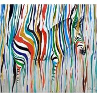Картина зебра Kare Ob55511