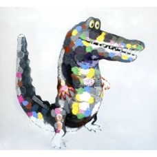 Картина крокодил Kare Ob55515