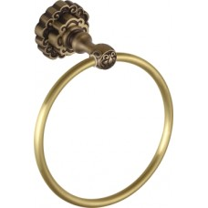 Кольцо для полотенца Bronze de luxe K25004 бронза
