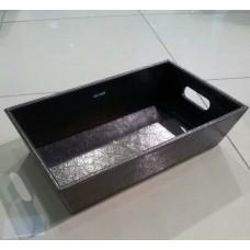 Поднос для аксессуаров темно серый Koh-i-noor 2504SF