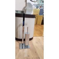 Стойка с ершиком и держателем для туалетной бумаги Andrea House BA65057