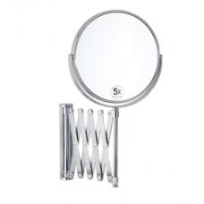 Зеркало с 5-ти кратным увеличением, настенное Andrea House BA5015