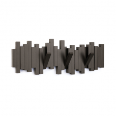 Вешалка 5 крючков Umbra 318211-213 Espresso