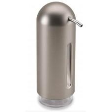 """Дозатор для мыла Umbra """"Pump"""" 330190-410Nickel"""