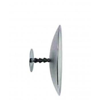 Зеркало настенное клеящееся на липучке с 3-х кратным увеличением Koh-i-noor  6113KK3