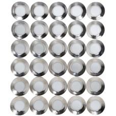 "Зеркало ""Circoli Silver"" Kare 76364"