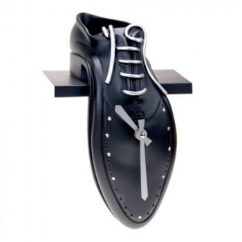 """Часы """"Ботинок"""" Antartidee 915Nero"""