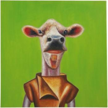 """Картина маслом """"Crazy Animals"""" Kare 68777"""