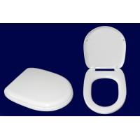 Крышка для унитаза c микролифтом Orsa Stella s/cl