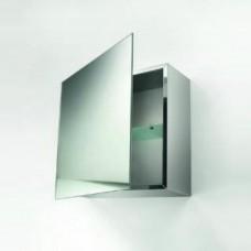 Шкаф зеркальный, квадратный Linea Beta 51511