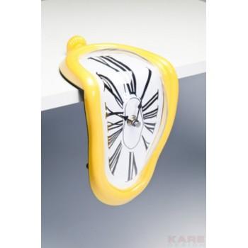 """Часы """"Flo Pop"""" Kare 34045 yellow"""