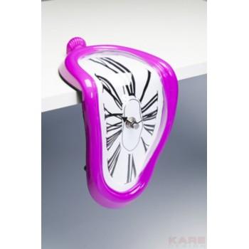 """Часы """"Flo Pop"""" Kare 34045 pink"""