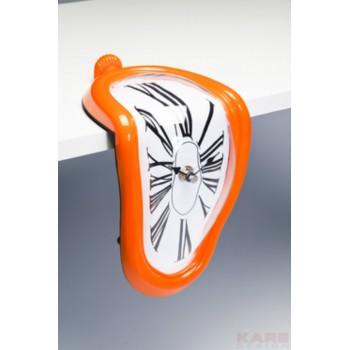 """Часы """"Flo Pop"""" Kare 34045 orange"""