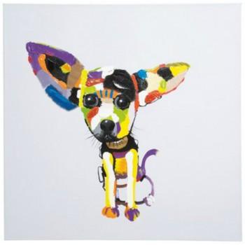 """Картина маслом """"Chihuahua"""" Kare 31831"""