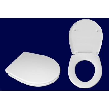 Крышка для унитаза c микролифтом Orsa Luna s/cl