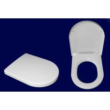 Крышка для унитаза c микролифтом Orsa Sonia s/cl