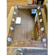 Зеркало прямоугольное LoftMoscow Zko5050