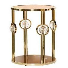 Журнальный столик Garda Decor 13RXET6034-GOLD