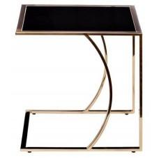 Журнальный столик Garda Decor 13RXNT5076L-GOLD