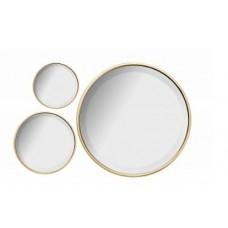 Набор из 3-х зеркал Garda Decor 19-OA-5841