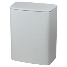 Корзина для белья Cameya Eco PW-B белая