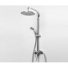 Душевой комплект со смесителем для ванны WasserKRAFT 84/125х58 см. A14401