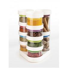 Набор ёмкостей для хранения специй Spice Store Carousel Joseph Joseph 81003