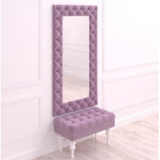 Зеркало Studioakd ZKO HM26 Светло-фиолетовый
