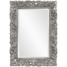 Зеркало Гэрри (Antique silver)  LouvreHome