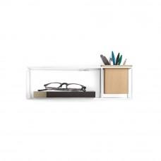 Полка-органайзер Cubist малая Umbra 470755-660