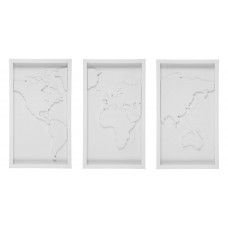 Декоративное панно для стен Mapster Umbra 470180-660