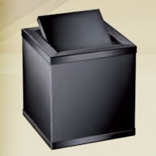 Корзина мини настольная для мусора Black WINDISCH 89701N