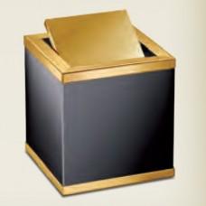 Корзина мини настольная для мусора Black WINDISCH 89704NO