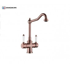 Дозатор для моющего средства OM-02-C латунь/хром 4995004