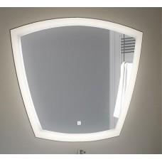 Зеркало с сенсорным выключателем Smile Риголетто 90
