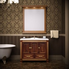 Мебель для ванной комнаты Opadiris Корлеоне Орех