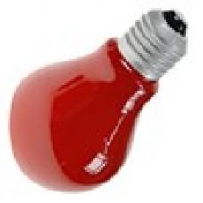 Крючок Лампочка красный Antartidee 1101 rosso