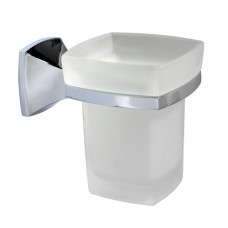 Стакан для зубных щеток WasserKRAFT Wern К-2528