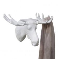 Вешалка для одежды Bosign Moose белая 291229
