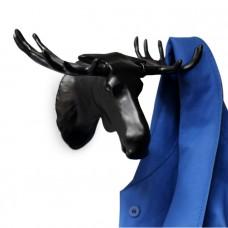 Вешалка для одежды Bosign Moose черная 291230