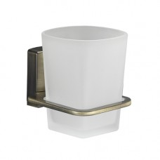 Стакан для зубных щеток WasserKRAFT Exter К-5228