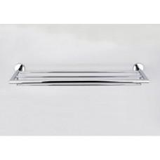 Полка для полотенец с держателем Sanartec 779610 (64 см)
