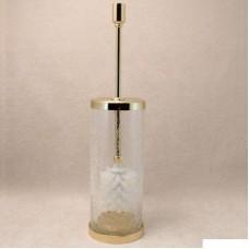 Ерш для туалета напольный золото Windisch Addition Craquele Gold кракле 89162O