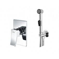 Гигиенический душ для унитаза со смесителем Wasserkraft A010656 (100 см)