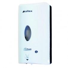 Диспенсер для мыла пены сенсорный Ksitex AFD-7960W 1,2 л белый